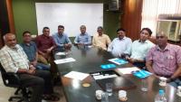 Meeting of DRDO Team