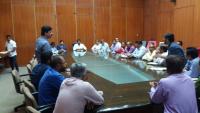 South Goa Meet with Power Minister Nov 2017